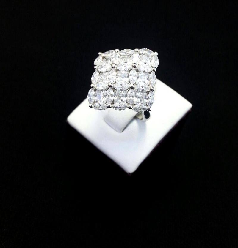 انگشتر  جواهری مارکیز