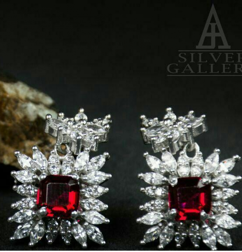 نیم ست  جواهری انتیک مارکیز