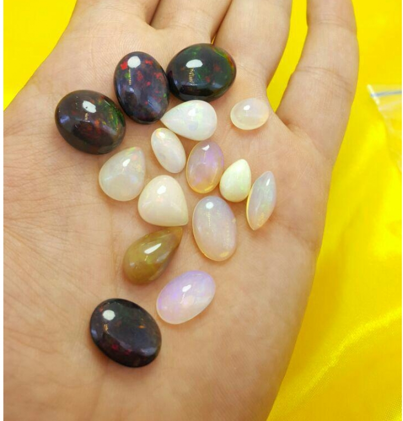 سنگ کاملا طبیعی و بدون فرایند شده