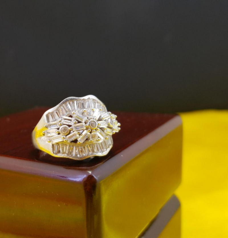 انگشتر جواهری باگد
