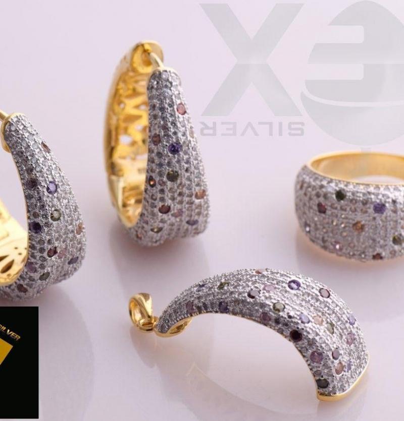ست جواهری  زیبا